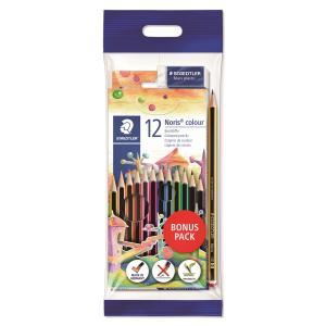 STAEDTLER 노리스 색연필 144 12색 (12개 구매시 다스구성)