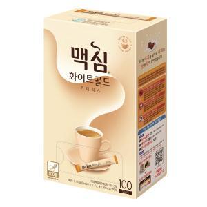 맥심 화이트골드 커피믹스 (11.7g × 100스틱)