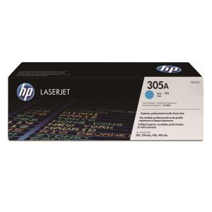 HP CE411A 레이저 토너 카트리지 파랑