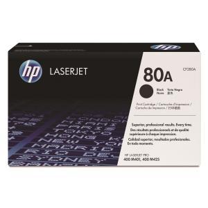 HP CF280A 레이저 토너 카트리지 검정