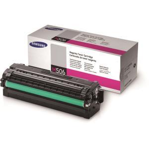 삼성 CLT-M506L 레이저 토너 카트리지 빨강