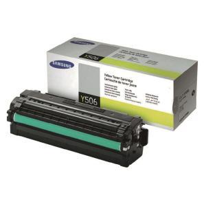 삼성 CLT-Y506L 레이저 토너 카트리지 노랑