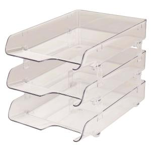 KAPAMAX CRYSTAL 3 LETTER TRAY