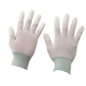 PU COATING GLOVE PU-TOP-GREY