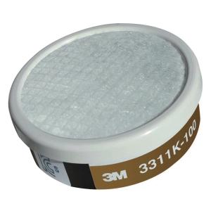 3M 3311K-100FILTER SOLV-DUST