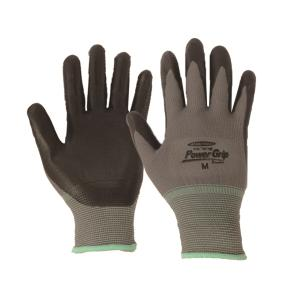 PAIR KORECA GLOVE POWER GRIP NITRILE S M