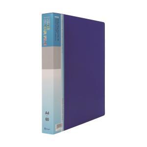 영오 3공 O링 클리어 화일 60매 파랑