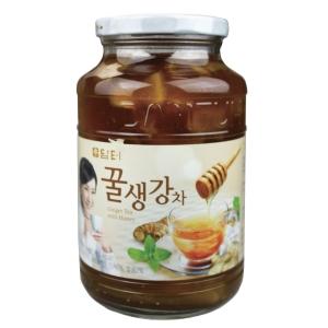 담터 꿀생강차 1kg