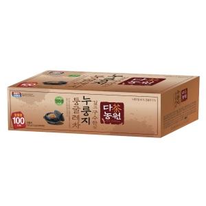 다농원 누룽지 둥굴레차(1.5g X100티백)