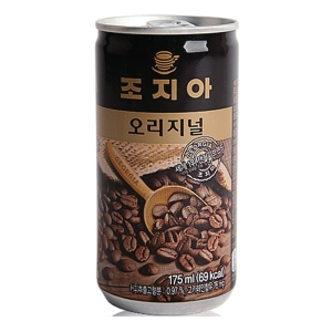 PK30 GEORGIA ORIGINAL CAN COFFEE 240ML
