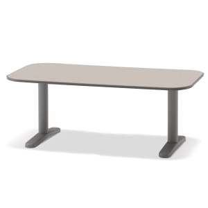 FIRST SEMINAR TABLE 1500MM GRY