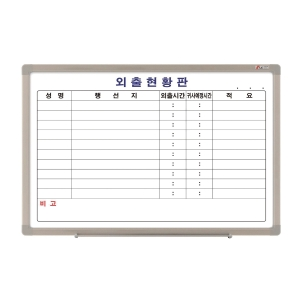 THEMOON BUSINESS TRIP WHITEBOARD 600X900MM
