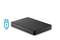SEAGATE EXPANSION 3.0 PORTABLE 1TB BLACK - EACH