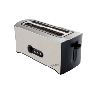 NERO TOASTER 4 SLICE STAINLESS STEEL - EACH