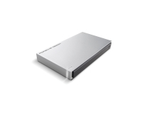LACIE 1TB PORSCHE DESIGN MOBILE DRIVE USB 3.0 LIGHT GREY FOR MAC - EACH