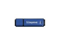 KINGSTON DATATRAVELER VAULT PRIVACY 3.0 16GB SECURE USB - EACH