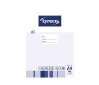 LYRECO 8MM RULED EXERCISE BOOK A4 128 PAGE - EACH