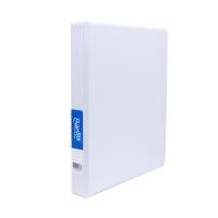 BANTEX INSERT/PRESENTATION BINDER 3D-RING 25MM A4WHITE - EACH