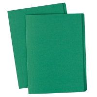 AVERY GREEN MANILLA FOLDER, FOOLSCAP, 100 FOLDERS