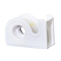 FIRST AIDERS CHOICE NON-WOVEN TAPE WITH DISPENSER 2.5CM X 5M - EACH
