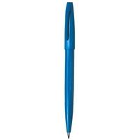 PENTEL SIGN S520 FELT TIP PEN 0.8MM BLUE - BOX OF 12