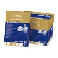 LYRECO A4 PREMIUM PAPER 80GSM WHITE - BOX OF 5 REAMS