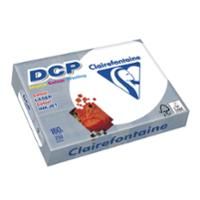 CLAIREFONTAINE DCP WHITE PAPER 160GSM A4 - REAM OF 250 SHEETS