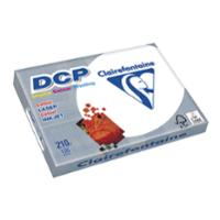 CLAIREFONTAINE DCP WHITE PAPER 210GSM A4 - REAM OF 125 SHEETS