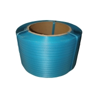 POLYPROPYLENE HAND STRAPPING 12MM X 1000M BLUE - EACH