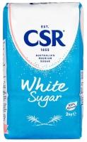 CSR SUGAR WHITE 2KG - EACH