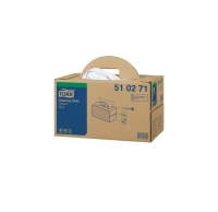 TORK INDUSTRIAL CLEANING CLOTH BLUE 300 SHEETS - BOX