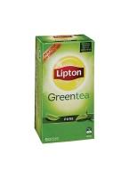 LIPTON GREEN TEA BAGS FOIL SEALED ENVELOPES - BOX OF 50