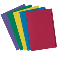 AVERY ASSORTED COLOURS MANILLA FOLDER, FOOLSCAP, 20 FILES
