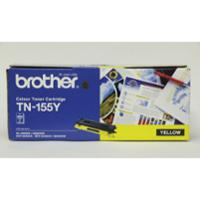 BROTHER LASER TONER CARTRIDGE TN-155 HIGH YIELD YELLOW - EACH