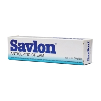 SAVLON ANTISEPTIC CREAM 30G - EACH