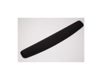 LYRECO WRIST REST GEL LYCRA BLACK - EACH