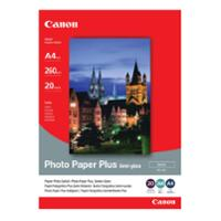 CANON INKJET SG201A4 SEMI-GLOSS PHOTO PAPER 260GSM A4 - REAM OF 20 SHEETS