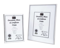 JASTEK CONTEMPORARY DOCUMENT/PHOTO FRAME A3 SILVER - EACH