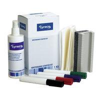 LYRECO BASIC WHITEBOARD STARTER KIT - EACH