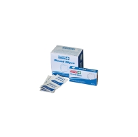 FIRST AIDERS CHOICE WOUND WIPES - PACK OF 10