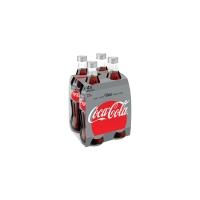 COCA-COLA DIET COKE GLASS BOTTLE 330ML - PACK OF 4