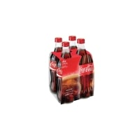 COCA-COLA GLASS BOTTLE 330ML -PACK OF 4