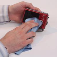 LYRECO MICROFIBRE CLEANING CLOTH - EACH