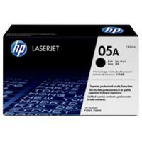 HP LASER TONER CARTRIDGE CE505A FOR LASERJET P2035N BLACK - EACH