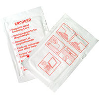 LYRECO EFTPOS ENCODED CLEANING CARD - PACK OF 20
