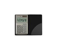 CANON LS-63TG 8 DIGIT POCKET CALCULATOR RECYCLED DUAL POWER 104X64X9MM - EACH