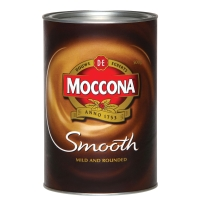 MOCCONA INSTANT SMOOTH COFFEE 500G  - EACH