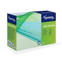 LYRECO REMANUFACTURED LASER TONER CARTRIDGE HP CB436A BLACK - EACH