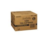 BUSHELLS BLUE LABEL TEA BAGS STRING & TAG - BOX OF 1000