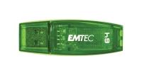 EMTEC C410 COLOUR MIX 64GB GREEN - EACH